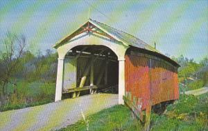 Perry County Covered Bridge #1 Chalfant Ohio