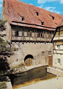 Noerdlinge Mittelalterliche Stadt an der romantischen Strasse Pferdewette