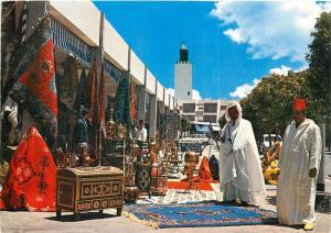 Morocco Agadir Marocan craftsmen