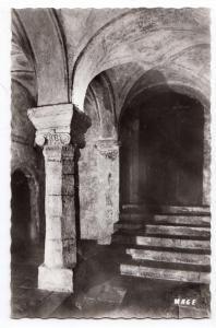 Auxerre, Cryptes de lEglise Saint-Germain