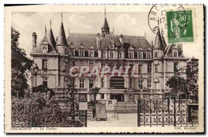 Old Postcard Arcachon Casino