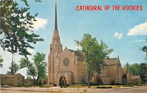 Cathedral of the Rockies, 11th & Franklin, Boise, Idaho ID C