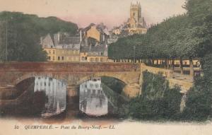 QUIPERLE, France, 00-10s; Pont du Bourg-Neuf, Bridge