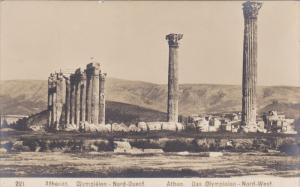 RP; ATHENS, Greece; Olympieion Nord-Ouest, 20-30s