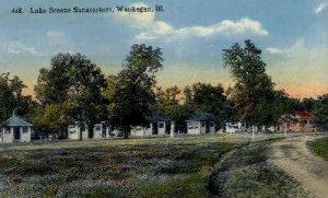 Lake Breeze Sanatorium - Waukegan, Illinois IL