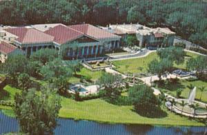 Florida Fort Lauderdale Kapok Tree Inn Aerial View