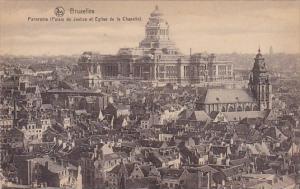 Belgium Brussells Bruxelles Panoramaic