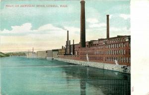 MA, Lowell, Massachusetts, Merrimac River, Mills, Metropolitan News No. 5618
