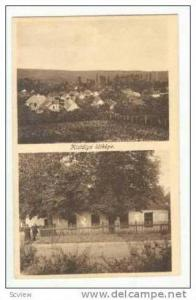 Hungary  Kistalya latkepe, 1910-20s