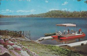 A Beautiful Lake For Fun And Sports, Mont-Joli, Quebec, Canada, PU-1969