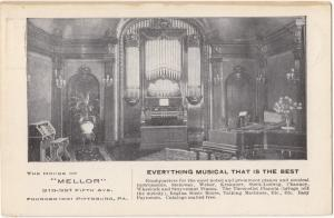 The House of Mellor, Pittsburg, PA, Everything Musical that is the best