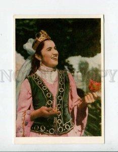 3096699 ASIA Tadjikistan singer Lyufti Kabirova Old PC