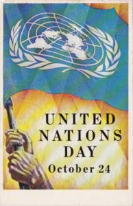 United Nations Day 24 October 1953