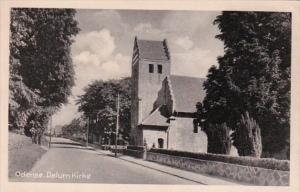 Denmark Odense Dalum Kirke
