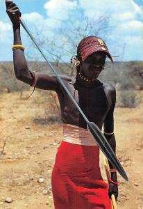 Kenya Samburu Tribesmen