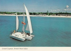 Beach Club Colony , Grand Cayman Island , B.W.I. , 1950-70s