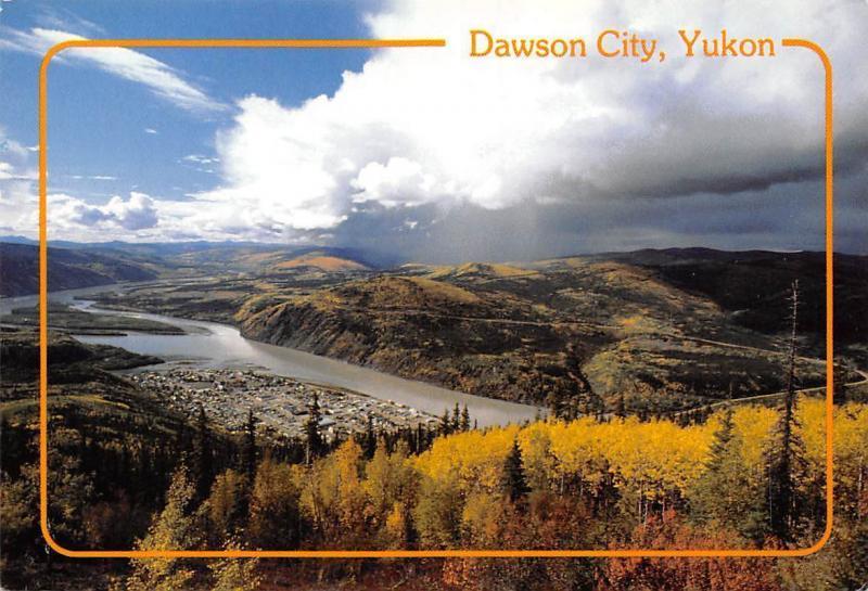 Canada Dawson City Yukon The Midnight Dome