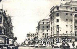 Gran Hotel Grillon, Grillon Hotel Lima, Peru 1957