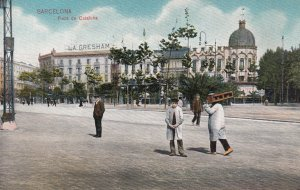 BARCELONA , Spain , 00-10s ; Plaza de Cataluna