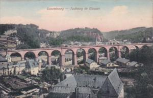 Luxembourg Faubourg de Clausen