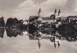 Czech Republic Telc Real Photo