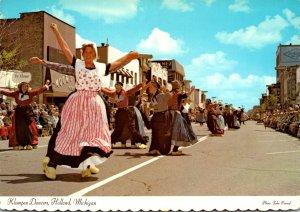 Michigan Frankenmuth Klompen Street Dancers