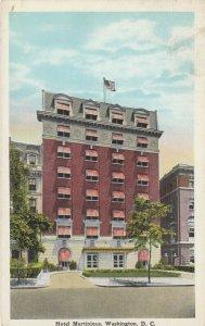 WASHINGTON D.C. , 1910s ; Hotel Martinique