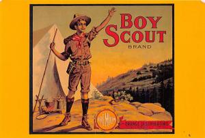 Boy Scout Brand - Advertising