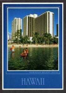HI Hawaiian Regent Hotel WAIKIKI HONOLULU HAWAII