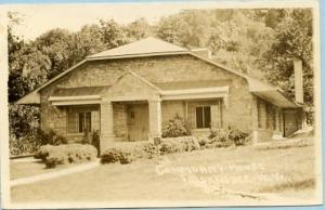 WV - Follansbee. Community House   *RPPC