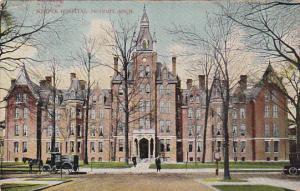 Michigan Detroit Harper Hospital