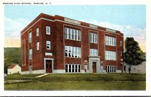 New York Roscoe High School