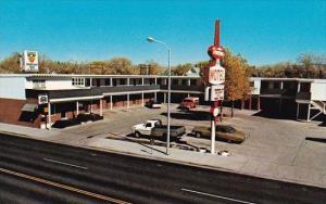 Friendship Inn Downtown Motel Laramie Wyoming
