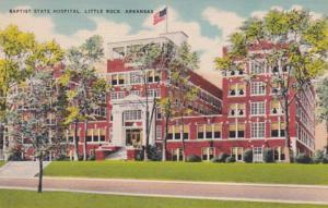 Arkansas Little Rock Baptist State Hospital