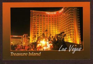 NV Treasure Island Hotel & Casino LAS VEGAS NEVADA PC