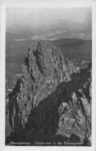 Poland Riesengebirge, Zahnstocher in der Schneegrube, Piechowice 1931