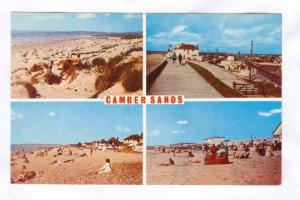4-Views, Camber Sands, Sussex, England, United Kingdom, 40-60s