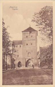 Vogeltor, Augsburg (Bavaria), Germany, 1900-1910s