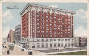 Ohio Toledo The Secor Hotel 1916