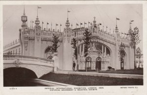 LONDON, UK, 1909; Imperial International Exhibition, Historical Government & Ind