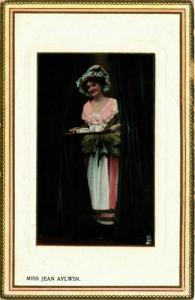 CPA Miss Jean Aylwin THEATER STARS (777955)