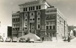 AZ - Globe. Courthouse   *RPPC