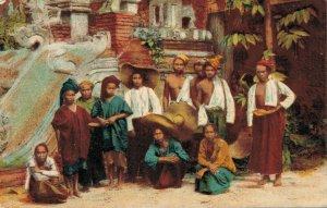 Myanmar Burma Natives 05.08