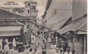 ZANZIBAR , Tanzania , 00-10s ; Darajani Market