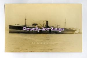 pf0116 - United Steam Nav Cargo Ship - Dalblair , built 1926 - postcard Feilden