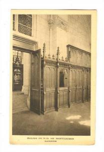Interior View, Eglise de Notre Dame de Montligeon, Sacristie, Orne, France, 1...