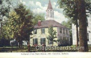 Corydon, Indiana, ID State Capital USA Unused
