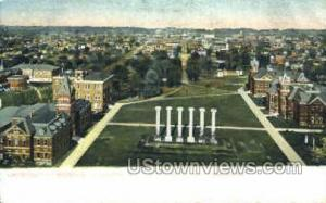University of Missouri Columbia MO 1908
