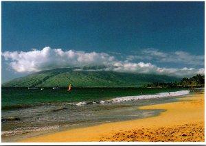 Hawaii Maui Kihei Beach View