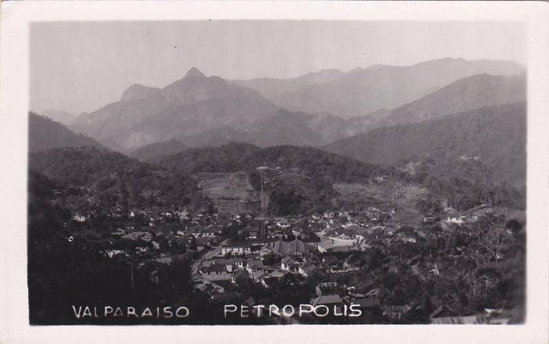 RP; VALPARAISO, Petropolis, Brazil, 1910-30s